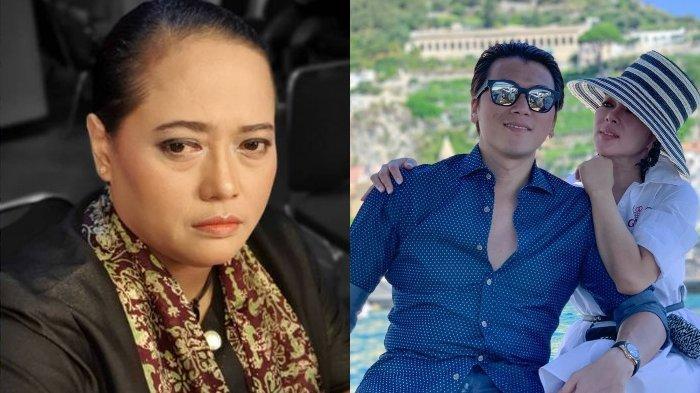 Mbak You Ramal Syahrini & Reino Bubar 3 Tahun Lagi, Aming Sontak Bandingkan dengan Pernikahannya