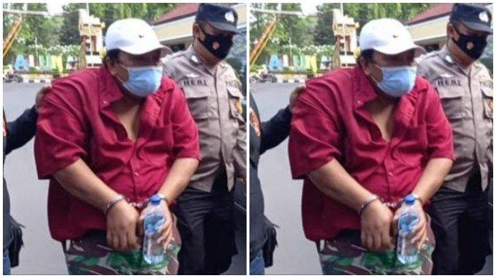 Terbakar Api Cemburu, Pria di Lumajang Bacok Tetangga, Tak Terima Istrinya Didekati Korban