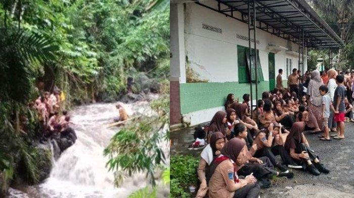 Gara-gara Ngeyel ke Pembina Pramuka, Siswi SMPN 1 Turi Selamat dari Tragedi Susur Sungai Sempor