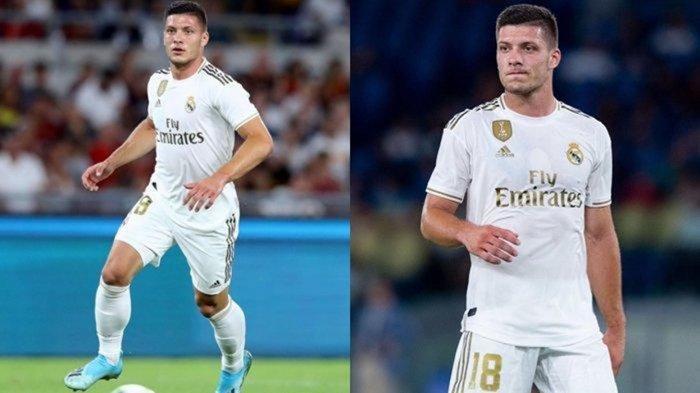 Terbuang dari Skuad Real Madrid, Tiga Klub Liga Italia Siap Menampung Luka Jovic
