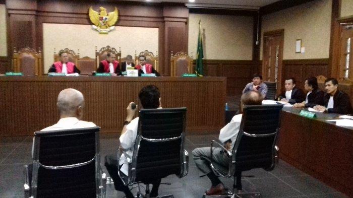 Terdakwa Fahd: Siapa Yang Lawan Senior di Golkar Akan Dipecat