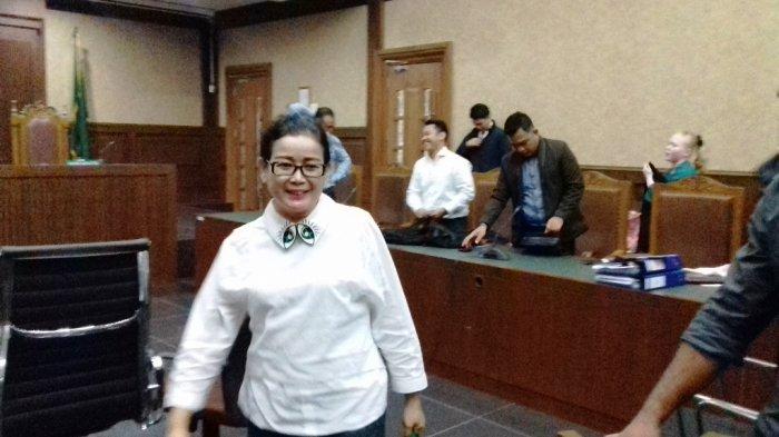 Jaksa KPK: Maryam S Haryani Lakukan Kejahatan Kelas Berat