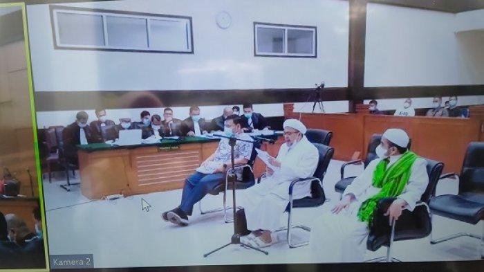 Dituding Perburuk Kondisi Kesehatan Masyarakat, Menantu Rizieq Shihab: Pernyataan Jaksa Tak Berdasar