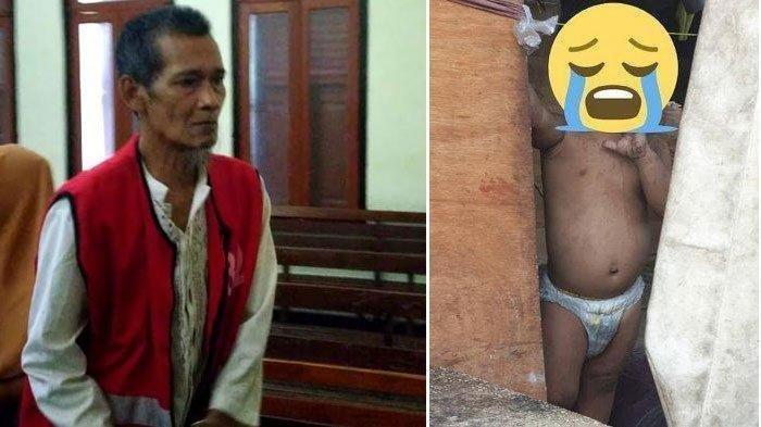 Ayah Kandung Tega Ikat Balita 1,5 Tahun di Rumah Kosong, Ibu Korban Pasrah