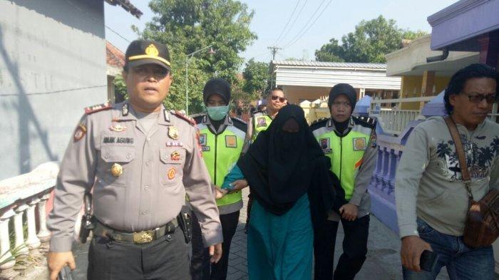 Tim Densus Tangkap Terduga Teroris di Kecamatan Sukodono, Sidoarjo