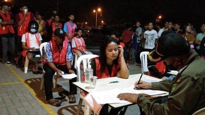 Ditinggalkan Saat Terjaring Razia Masker di Batam, Remaja Ini Langsung Nyatakan Putus dengan Pcar