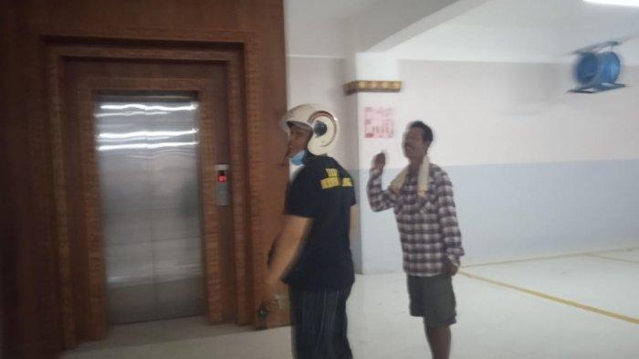 Diduga Tak Mengerti Gunakan Lift, 2 Warga di Bali Menangis Dikira Terjebak, Padahal Lift Tidak Rusak