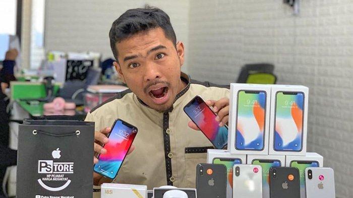 Akun Instagram Ps Store Tetap Jualan Dan Adakan Giveaway Iphone Meski Putra Siregar Diciduk Tribunnews Com Mobile