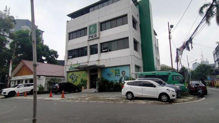 Begini Situasi Kantor DPP PKB di Tengah Gejolak Muktamar Luar Biasa