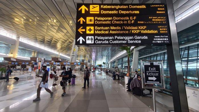 Total 10.612 WNA Tinggalkan Indonesia Melalui Bandara Soekarno-Hatta Bulan Ini