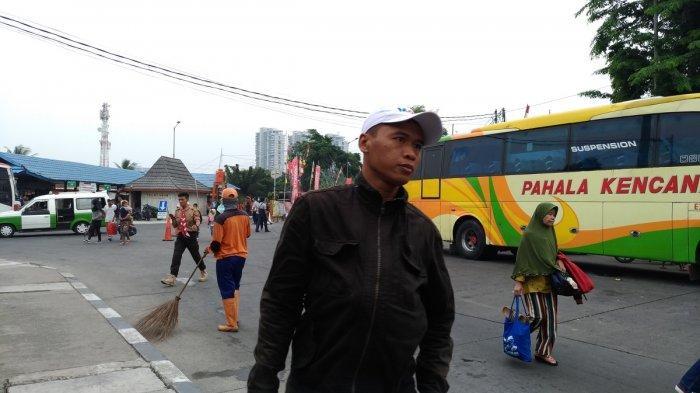 Lampung dan Jawa Tengah Tujuan Favorit Pemudik di Terminal Kalideres