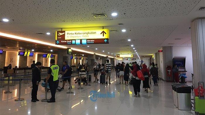Hujan Abu di Sebagian Wilayah Bali Tak Pengaruhi Operasional Bandara Ngurah Rai