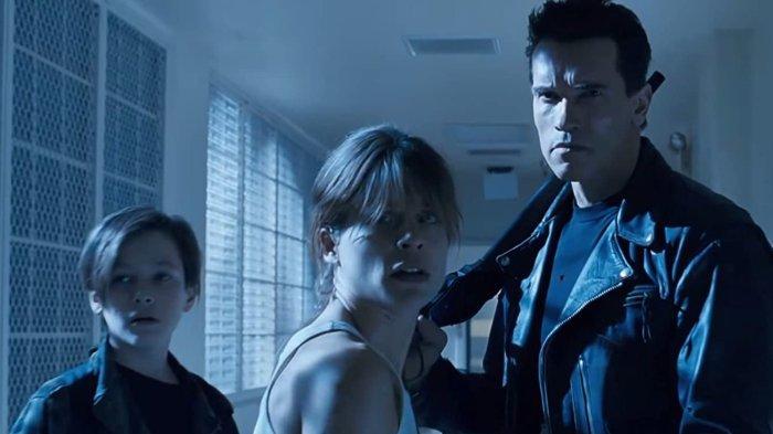 Sinopsis Film Terminator 2 Judgment Day Tayang Di Gtv Selasa 16 Juni 2020 Pukul 22 00 Wib Tribunnews Com Mobile