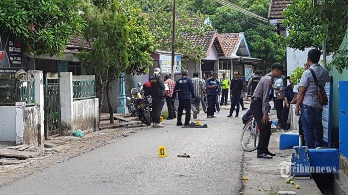 Pelaku Teror Bom Surabaya Sempat Ditembak Warga Pakai Senapan Angin