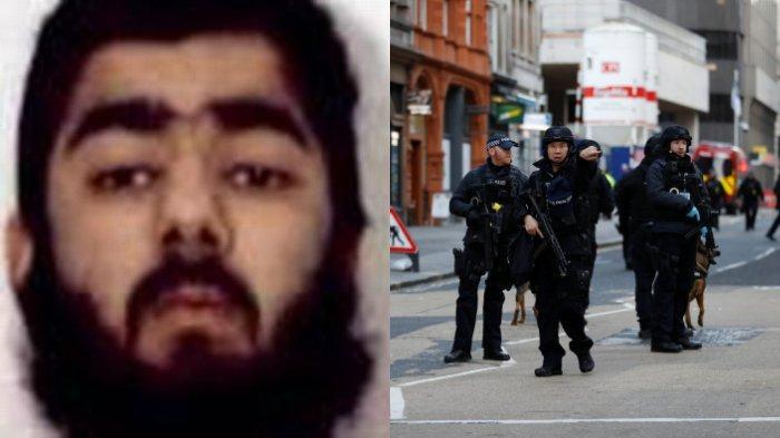 Identitas Pelaku Teror London Bridge Terungkap, Pernah Tersandung Kasus Terorisme dan Dipenjara