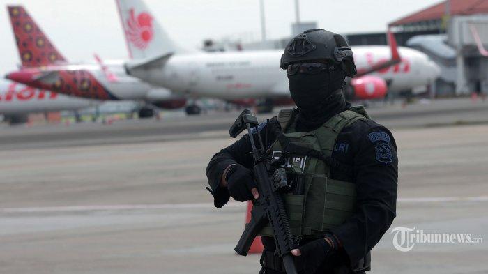 Terduga Teroris Saiful Basri Menyerahkan Diri Karena Khawatir Identitasnya Terbongkar di Medsos