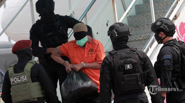13 Terduga Teroris JI Riau Diduga Pernah Ikuti Pelatihan Senpi hingga Sembunyikan Buronan