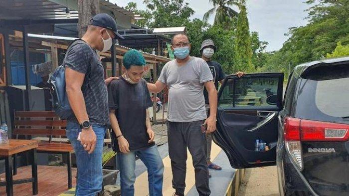 Diintai Seminggu, Buronan Kasus Pencabulan Ahmad Islami Ditangkap di Polewali Mandar