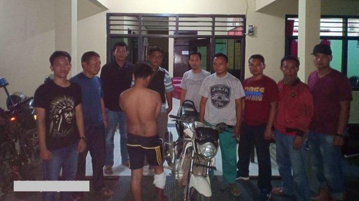 Anggota PPK di Way Kanan Lampung Dibegal, Pelaku Gunakan Senpi