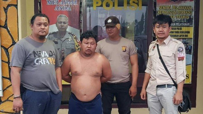 Empat Warga Musirawas Keroyok dan Hujani Tusukan pada Keluarga Pemenang