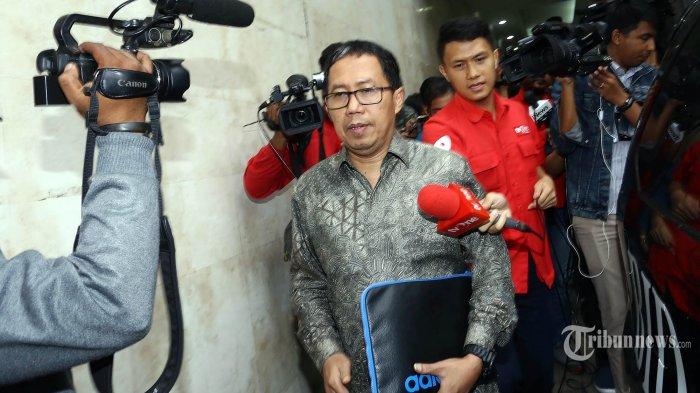 Pertimbangan Polisi Tak Menahan Ketua Umum PSSI Joko Driyono