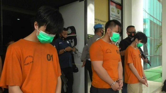 Peran 3 Pelaku Penembakan Misterius di Tangerang, Si Kembar Jadi Sopir dan Penentu Target