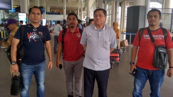 Ingkar Bayar Uang Pembelian Kopi, Dr Benny Hermanto Diringkus Setelah Dua Bulan Buron