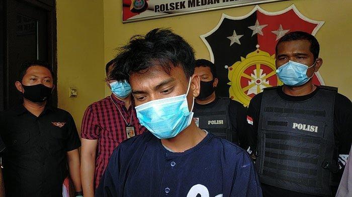 Terungkap Motif Pria Dibakar Hidup-hidup di Medan saat Hendak Pulang, Pelaku Ternyata Sakit Hati