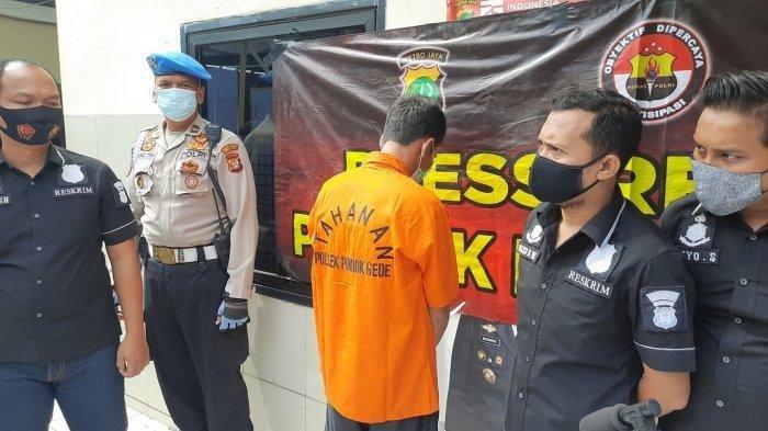 Ketua RT Serahkan Diri ke Polisi Usai Bacok Orang Hingga Tewas di Bekasi, Ukur Tanah Jadi Pemicu