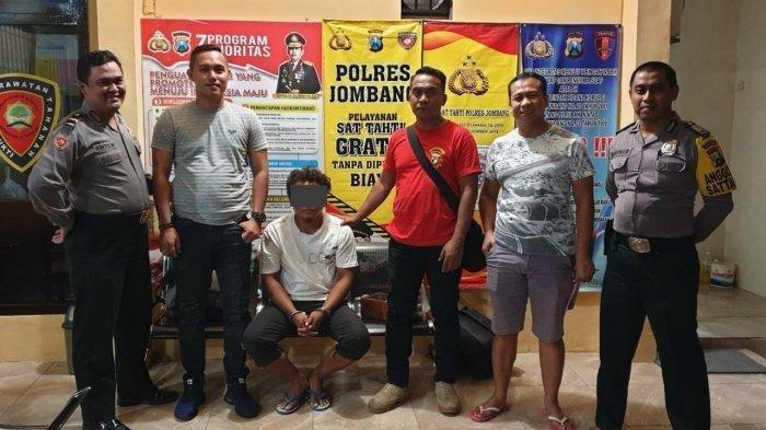 Tersangka Pencabulan Anak Ternyata Sembunyi di Jombang, Diringkus Setelah 5 Bulan Buron