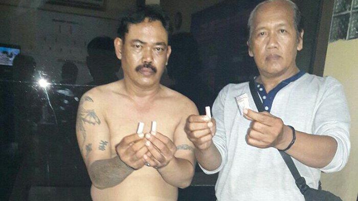 Beli Sabu Seharga Rp 2,2 Juta, Agus Hasan Terancam 4 Tahun Penjara