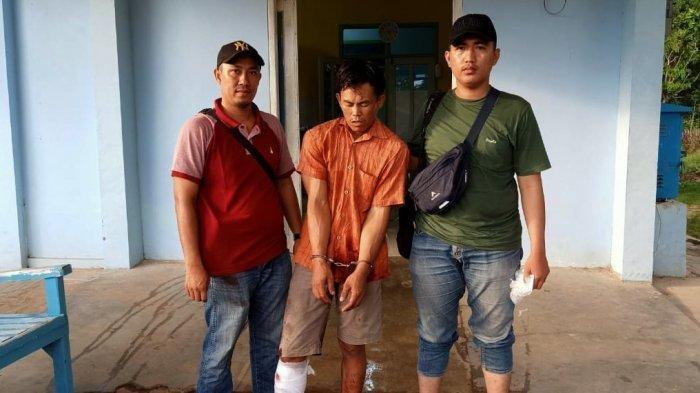 Rampas Udang Senilai Rp 7 Jutaan, Kaki Pelaku Curas di Tulang Bawang Ditembak Polisi
