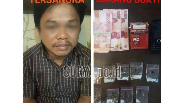Kisah Bang Thoyib yang Mau Keluar dari Dalam Got Ditangkap Polisi