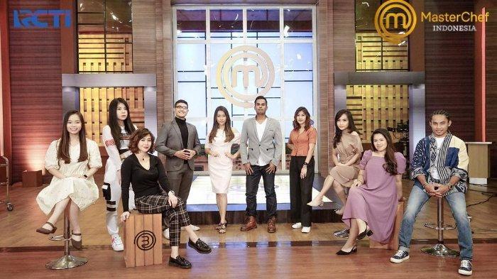 tersisa 10 kontestan yang akan bersaing memperebutkan gelar The Next MasterChef Indonesia.