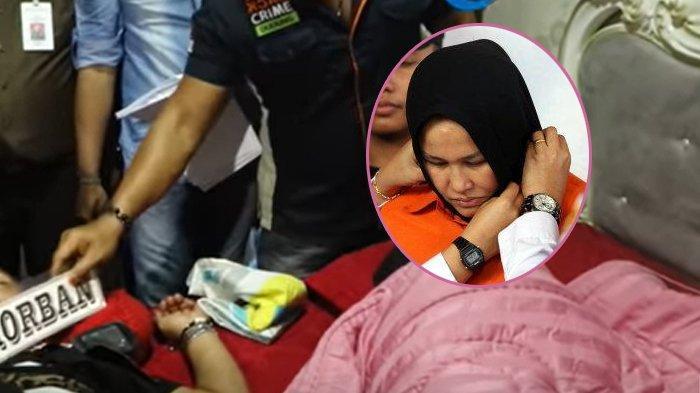 Dituntut Seumur Hidup di Kasus Pembunuhan Hakim PN Medan, Zuraida Hanum: Saya Hanya Manusia Lemah