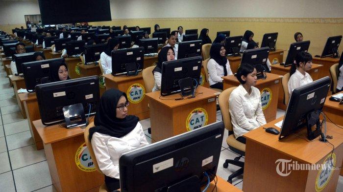Kumpulan Latihan Soal Tes Cpns 2019 Beserta Kunci Jawaban Hingga Passing Grade Resmi Tribunnews Com Mobile