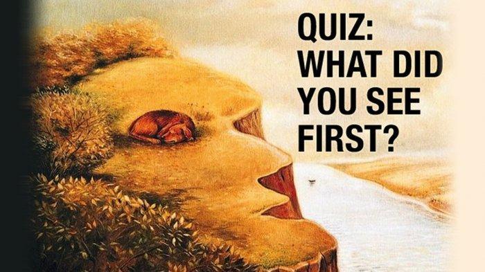 TES KEPRIBADIAN - Objek Apa yang Pertama Kamu Lihat? Jawabanmu Ungkap Hal yang Kamu Cari dalam Hidup