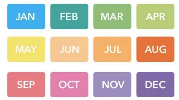 Tes kepribadian - Bulan kelahiranmu dapat mengungkap sifat aslimu, lebih dari yang kamu sadari.