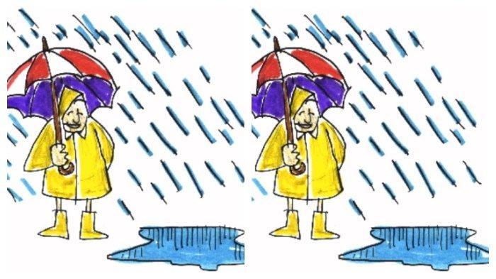 Tes Kepribadian: Cara Menggambar Orang saat Hujan Dapat Ungkap Sisi Pribadimu yang Tersembunyimu
