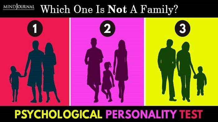 Tes Kepribadian - Gambar Mana yang Menurutmu Bukan Keluarga? Pilihanmu Ungkap Karakter Dirimu