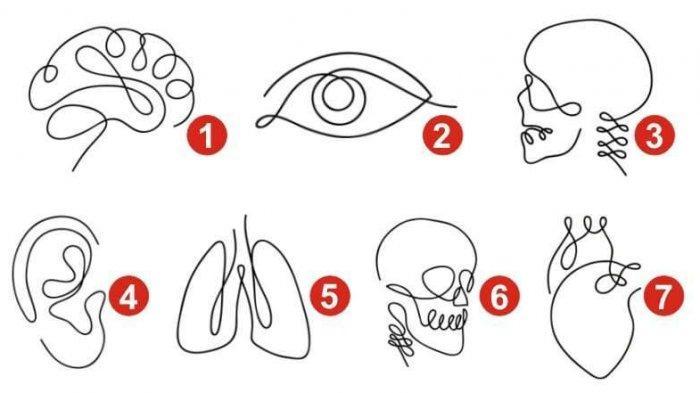 Ikuti tes kepribadian di bawah ini. Gambar yang kamu pilih dapat mengungkap apa kekuatan batinmu yang menonjol.