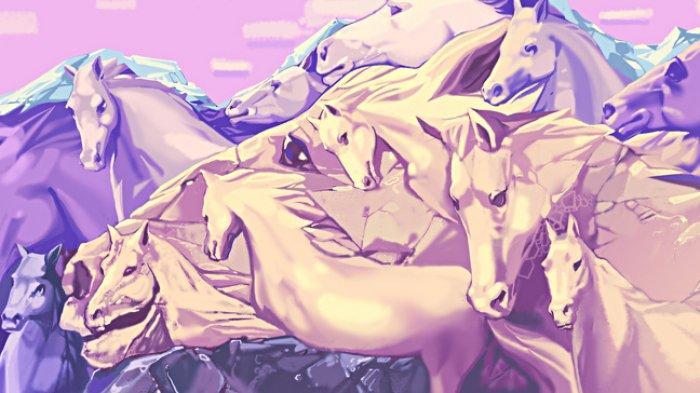 Tes Kepribadian: Berapa Jumlah Kuda yang Kamu Lihat? Jawabannya Dapat Ungkap Sifat Aslimu