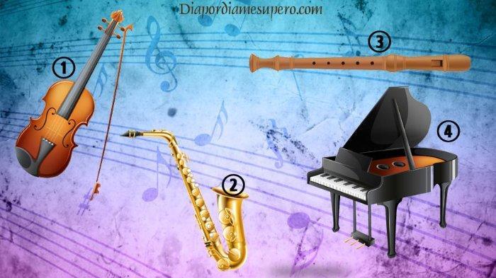 Tes Kepribadian: Ketahui Karaktermu Sebenarnya dari Suara Alat Musik Favoritmu