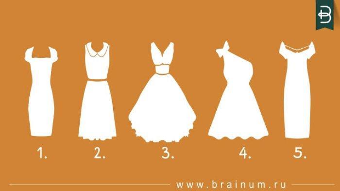 Tes Kepribadian: Ketahui Karaktermu Sebenarnya dari Gaun yang Kamu Pilih