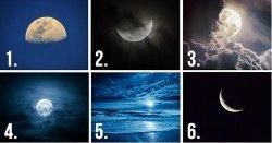 TES KEPRIBADIAN - Pilih Pemandangan Bulan yang Paling Menarik untuk Ungkap Hal tentang Dirimu