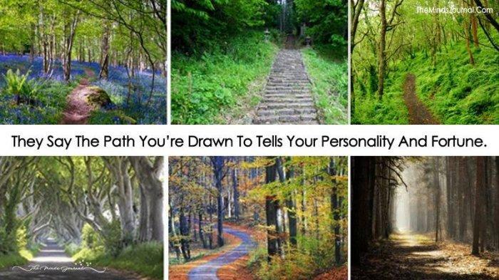 TES KEPRIBADIAN - Jalan yang Kamu Pilih akan Ungkapkan Karakter dan Keberuntunganmu