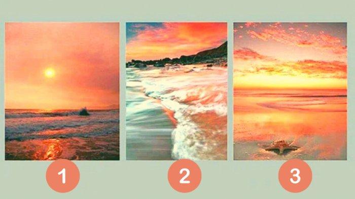 TES KEPRIBADIAN - Sunset Mana yang Kamu Sukai? Pilihanmu Dapat Ungkap Tentang Dirimu