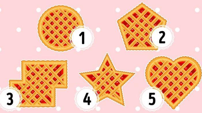 Tes Kepribadian: Bentuk Pie yang Pertama Kamu Pilih Ungkap Banyak Hal Tentangmu