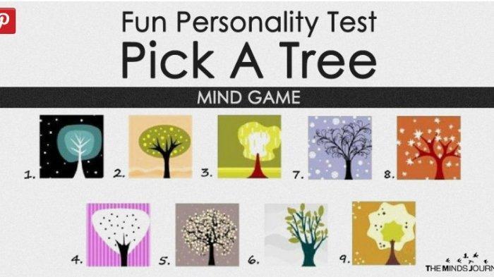 Tes Kepribadian: Gambar Pohon yang Kamu Pilih Dapat Ungkapkan Karakter Pribadimu