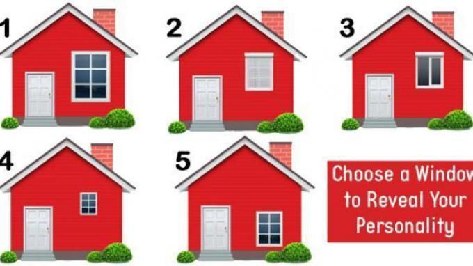 Tes Kepribadian - Rumah dengan Jendela Bagaimana yang Kamu Pilih? Bisa Ungkap Sifatmu secara Akurat